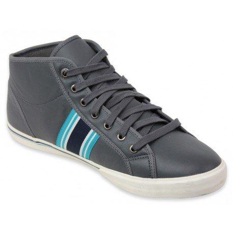 SAINT TROPEZ MID - Chaussures Homme Le Coq Sportif Gris