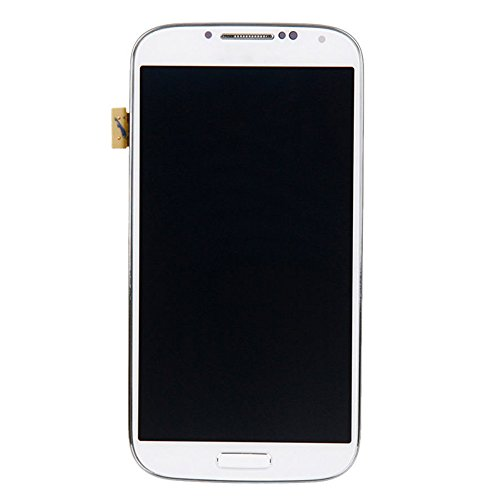 VANKER Pantalla LCD Pantalla táctil Asamblea digitalizador (For Samsung Galaxy S4 i337 M919 i9500 i9505s)_Galaxy S4 Blanco