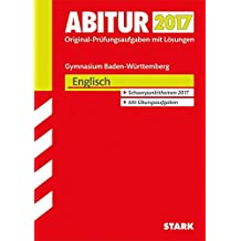 Abiturprüfung Baden-Württemberg - Englisch