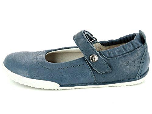 Däumling Agata 390021-S-42 Kinder Spangenschuh in Schmal 42 Fortuna jeans