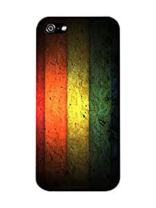 High Quality Printed Designer Back Cover For Apple iPhone 5S