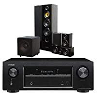 Denon 5 Channel Unavailable Home Theater System - TAGA506V2