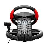 HKANG Racing Force Feedback Dual-Motor Drive Wheel, PC / PS3 / X-ONECompatible Juego De Computadora Carreras Simulador De Simulación Conducción Escuela De Manejo Coche para Xbox One