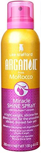 LEE STAFFORD Argan Oil Shine Spray, 1er Pack (1 x 200 ml)