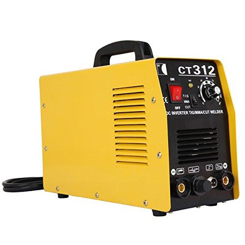Ridgeyard 220v multifunzionale 3 in 1 aria plasma cutter inverter tig saldatore...
