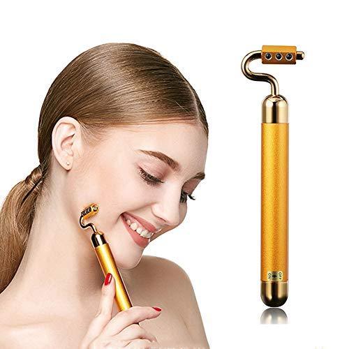 Rodillo de belleza de la cara 3D barra de belleza Grano eléctrico belleza palo delgado lifting facial belleza instrumento