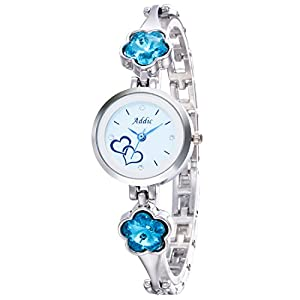 Addic Analog White Dial Women's Watch – AddicWW449
