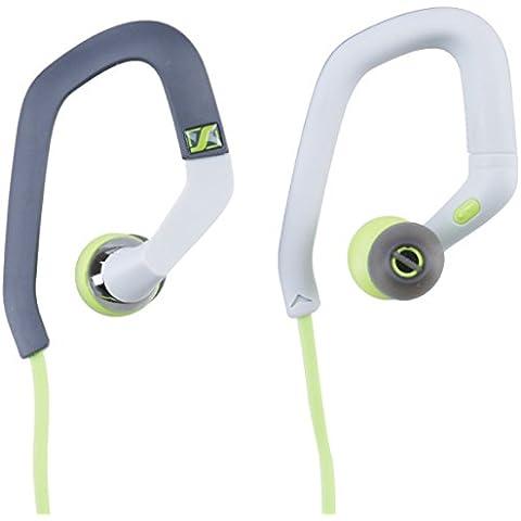 Sennheiser deportes auriculares Ear Hook con micrófono para Apple dispositivos