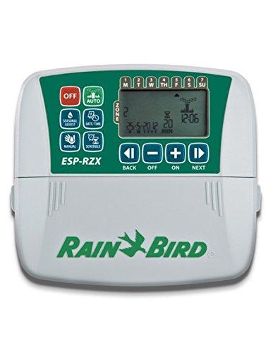 Programador de riego Rain Bird Modelo RZXi 4 Estaciones - Interior