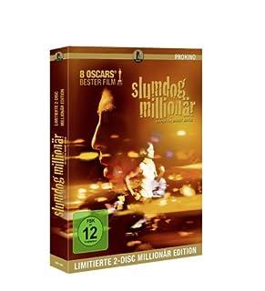 Slumdog Millionär (Millionärs-Edition) [Limited Edition] [2 DVDs]