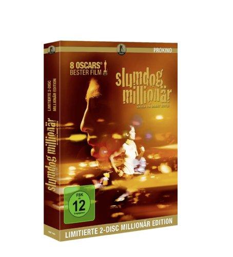 Bild von Slumdog Millionär (Millionärs-Edition) [Limited Edition] [2 DVDs]