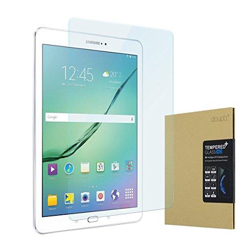 doupi Pellicola Protettiva per Samsung Galaxy Tab S2 9,7 Pollici, Premium 9H Vetro temperato HD Protezione dello Schermo Tempered Glass