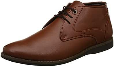 Alberto Torresi Men's Tan Formal Shoes-6 UK/India (40 EU) (60730)