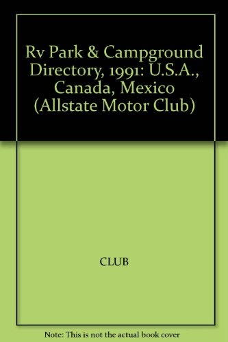 rv-park-campground-directory-1991-usa-canada-mexico-allstate-motor-club