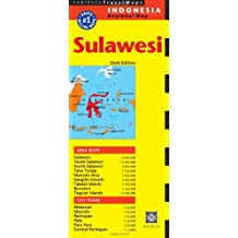 Sulawesi Travel Map (Periplus Travel Maps)