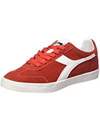 Diadora Camaro, Chaussures mixte adulte - Rouge - rose, 41 EU