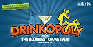 Drinkopoly Party Game by Think Well Enterprises
