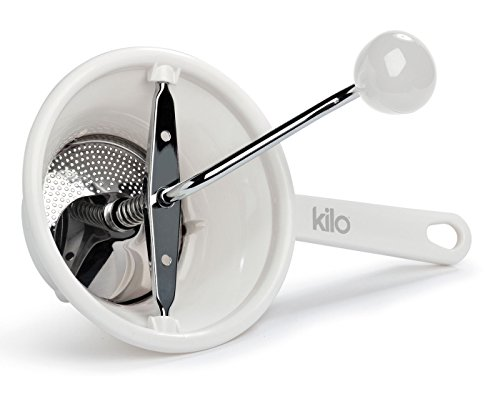 Kilo Baby Food Puree Mill Mouli in White by Kilo @ WOWOOO