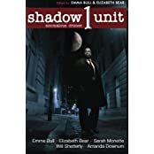 Shadow Unit: Anomalous Crimes: Season 1, Book 1