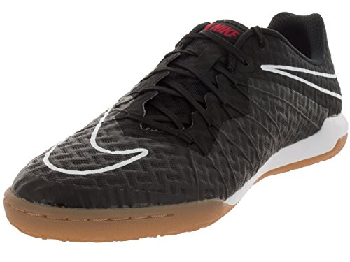 Nike Hypervenomx Finale IC, Chaussures de Football Homme Black/Chllng Red/White/White
