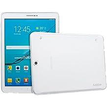Gama de fundas de gel para tabletas Samsung Tab S y Tab S2 de Juppa® blanco transparente Sam Galaxy Tab S2 9.7