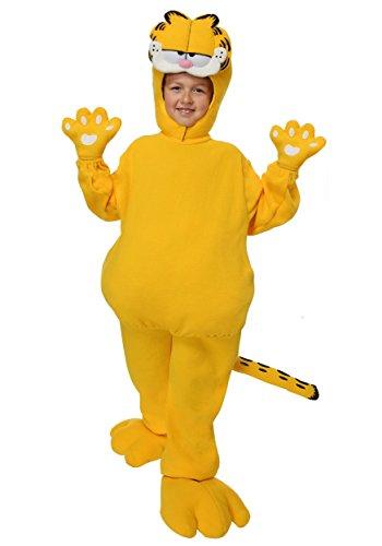 Garfield Kostüm - Child Garfield Fancy dress costume Medium