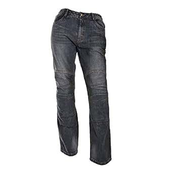 Richa Exit Kevlar Motorrad-Jeans blau 36 (kurz) - Motorradjeans