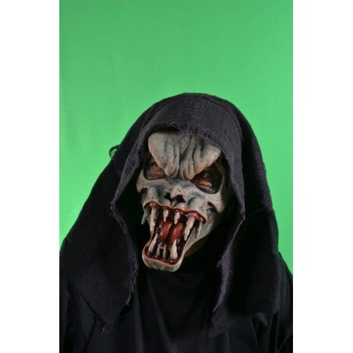 Mask Head Fanged Death