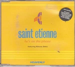 He's On The Phone [CD1] [CD 1]