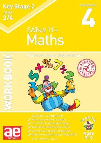 KS2 Maths Year 3/4 Workbook 4: Numerical Reasoning Technique