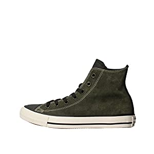 All Star Hi Suede