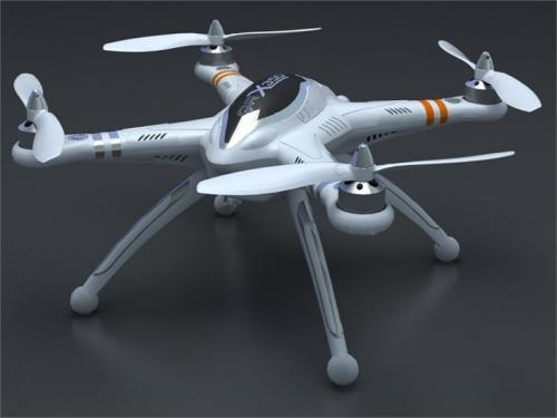 Preisvergleich Produktbild Walkera Quadcopter QR X 350 RTF GPS Devo 7 incl Zubehör von notebook-as ®