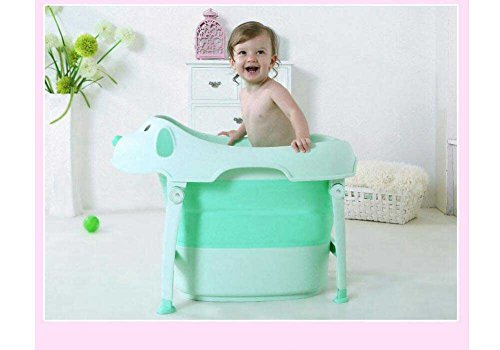 Vasca Da Bagno Portatile : Chang vasca da bagno del bambino portatile pieghevole sotto il