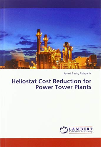 Heliostat Cost Reduction for Power Tower Plants