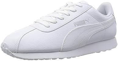 Puma PUMA Turin, Unisex-Erwachsene Sneakers, Weiß (white-white 05), 43 EU (9 Erwachsene UK)
