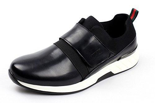 JAS fashionmens à enfiler Baskets style décontracté sport mode POMPE actif chaussures pointure 6 7 8 9 10 11