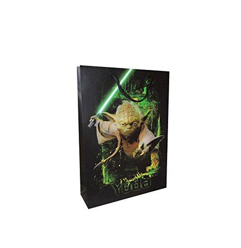 Unbekannt Tasche Geschenke XL 'Star Wars'-Jedi Master
