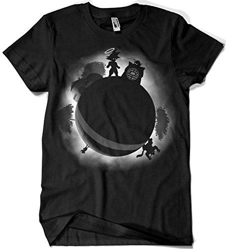 Camisetas La Colmena - 360-Goku in Limbo (DDjvigo) M