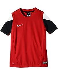 01fbb0fae6603 Nike SS YTH Squad14 Trng Camiseta de Fútbol de Manga Corta