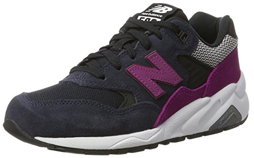 New Balance 580, Formatori Donna Blu (Outer Space With Jewel)