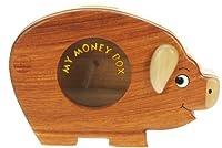 Piggy Bank : Money Box with Secret Lock