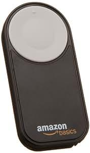 AmazonBasics - Telecomando wireless per Canon EOS 650D/600D/550D/500D/400D/350D/5D Mark II/7D