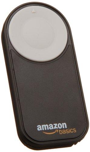 Shutter Canon Release T1i (AmazonBasics Fernauslöser für Canon EOS 650D / 600D / 550D/ 500D / 400D / 350D / 5D Mark II / 7D)