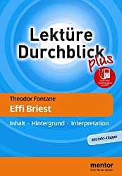 Theodor Fontane: Effi Briest - Buch mit MP3-Download: Inhalt - Hintergrund - Interpretation (Lektüre Durchblick Deutsch plus)