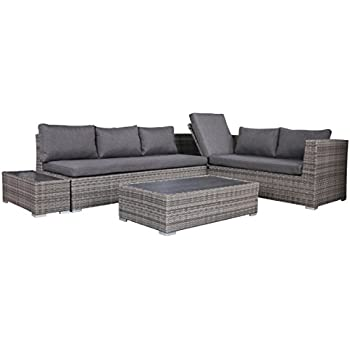garden impressions lounge set kentucky ecke. Black Bedroom Furniture Sets. Home Design Ideas