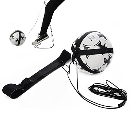 Onepeak Football Kick Trainer Mains Libres Soccer Practice Training Equipment Taille Ceinture Réglable Onepeak