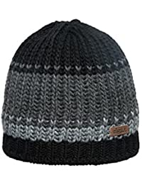 MATHEW sportlich elegante Mütze für Herren mit Fleece innen