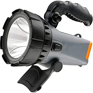 Ampercell Akku-Handscheinwerfer grey-black 02701 LED 12h