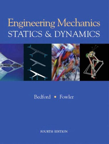 Valuepack: Engineering Mechanics - Statics and Dynamics with Mechanics of Materials SI and Engineering Mech - Statics SI Study Pack wtih Engineering Mechanics - Dynamics SI Study Pack - Engineering Bedford Dynamics