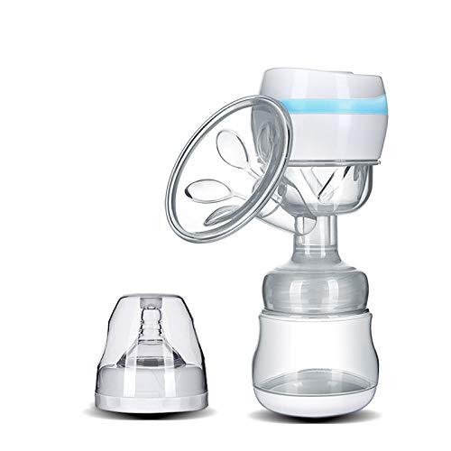 MIANCY-Health Drahtlose Milchpumpe, Einzelabsaugung, elektrische Stillpumpe, Brustmassage, Babyzufuhr,Green -